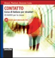 Contatto: Contatto 2B: Class Audio CD (B2)