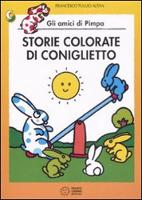 La Pimpa books: Storie colorate di coniglietto (Paperback)