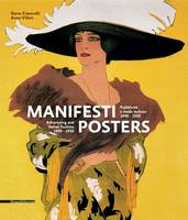 Manifesti: Pubblicitaa e Moda Italiana 1890-1950 = Posters : Advertising and Italian Fashion 1890-1950 (Hardback)