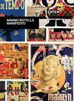 Mimmo Rotella: Manifesto (Paperback)