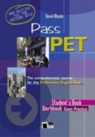 Pass Pet: Pass PET Student Book