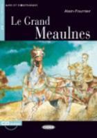 Le Grand Meaulnes - Book & CD