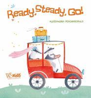 Ready, Set, Go (Board book)