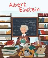 Albert Einstein Genius - Genius (Hardback)