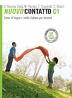 Nuovo Contatto: Volume C1 (Manuale + Eserciziario + Digitale) (Paperback)