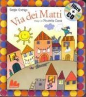 Gallucci: Via dei matti + CD (small board book)