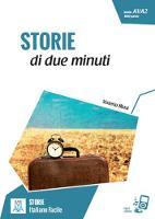 Italiano facile - STORIE: Storie di due minuti. Libro + online MP3 audio (Paperback)