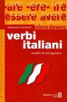 Verbi italiani: modelli di coniugazione: Libro