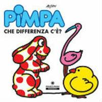 Pimpa che differenza c'e (Hardback)