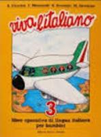 Viva l'italiano: Libro 3 (Paperback)