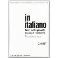 In italiano: Non solo parole - Chiavi (Paperback)