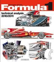 Formula 1 Technical Analysis 2010-2011 (Paperback)