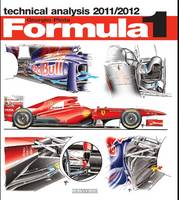 Formula 1 Technical Anaysis N2011/2012 (Paperback)