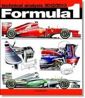 Formula 1 Technical Analysis 2012-2013 (Paperback)