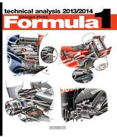 Formula 1 2013-2014: Technical Analyisis (Paperback)