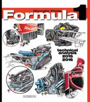 Formula 1: Technical Analysis 2015/16 (Paperback)