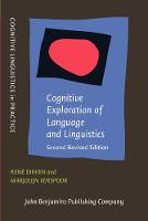 Cognitive Exploration of Language and Linguistics: Second revised edition - Cognitive Linguistics in Practice 1 (Paperback)