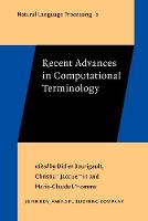 Recent Advances in Computational Terminology - Natural Language Processing 2 (Hardback)