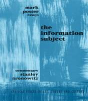Information Subject - Critical Voices in Art, Theory and Culture (Hardback)