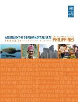 Assessment of Development Results: Philippines (Paperback)
