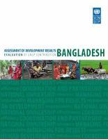 Assessment of development results: Bangladesh (Paperback)