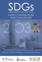 SDGs, main contributions and challenges