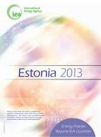 Energy policies beyond IEA countries: Estonia 2013 (Paperback)