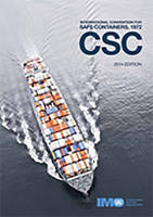 Convention for safe containers (CSC 1972) (Paperback)