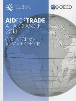 Aid for Trade at a Glance 2013 (Paperback)
