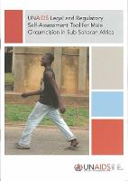 UNAIDS Legal and Regulatory Self-assessment Tool for Male Circumcision in Sub-Saharan Africa - Unaids Publication (CD-ROM)