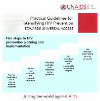 Practical Guidelines for Intensifying HIV Prevention: Five Steps to HIV Prevention Planning and Implementation: Towards Universal Access (Paperback)
