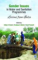 Gender Issues in Water and Sanitation Programmes: Lessons from India (Hardback)