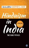 Hinduism in India: The Early Period - Hinduism in India (Hardback)