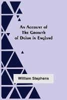 An Account Of The Growth Of Deism In England (Paperback)