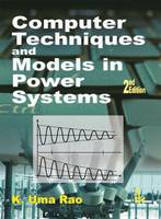 Computer Techniques and Models in Power Systems (Paperback)