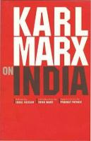 Karl Marx on India (Paperback)