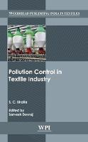 Pollution Control in Textile Industry - Woodhead Publishing India in Textiles (Hardback)