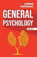 BPC-001 General Psychology (Paperback)