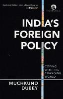 India's Foreign Policy: Coping with the Changing World (Paperback)