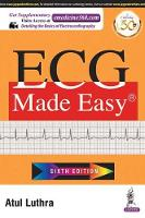 ECG Made Easy (Paperback)