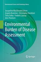 Environmental Burden of Disease Assessment - Environmental Science and Technology Library 24 (Paperback)