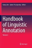 Handbook of Linguistic Annotation (Paperback)