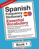 Spanish Frequency Dictionary - Essential Vocabulary