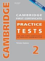 Cambridge First Certificate Practice Tests - Teacher's Book 2 (Paperback)