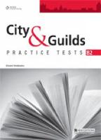City and Guilds: Practice Tests B2 (Paperback)