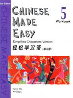 Chinese Made Easy vol.5 - Workbook (Paperback)