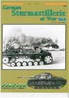 7030: German Sturmartillerie at War V 2 (Paperback)