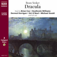 Dracula - Classic Fiction (CD-Audio)