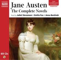 Jane Austen, the Complete Novels (CD-Audio)
