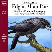 The Essential Edgar Allan Poe (CD-Audio)